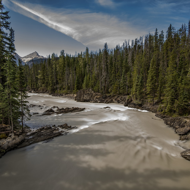 """Kootenay National Park"" stock image"