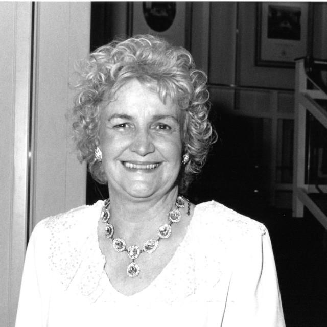 """""""Jean Boht, actress"""" stock image"""