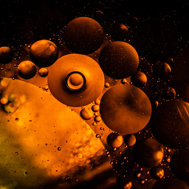 """Oil,water,light"" stock image"