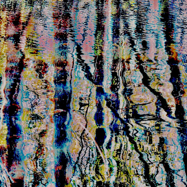 """""""Water Tapestry"""" stock image"""