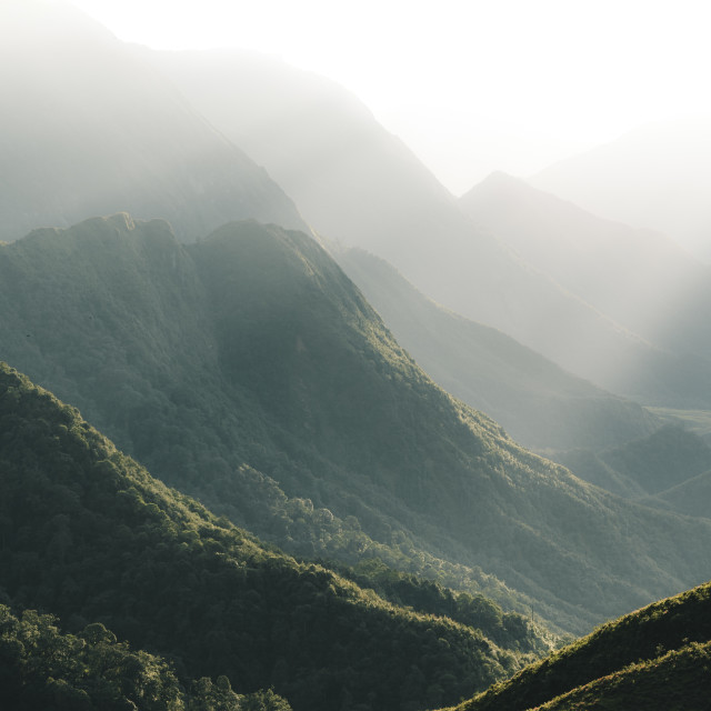 """""""Iconic landscapes of Vietnam"""" stock image"""