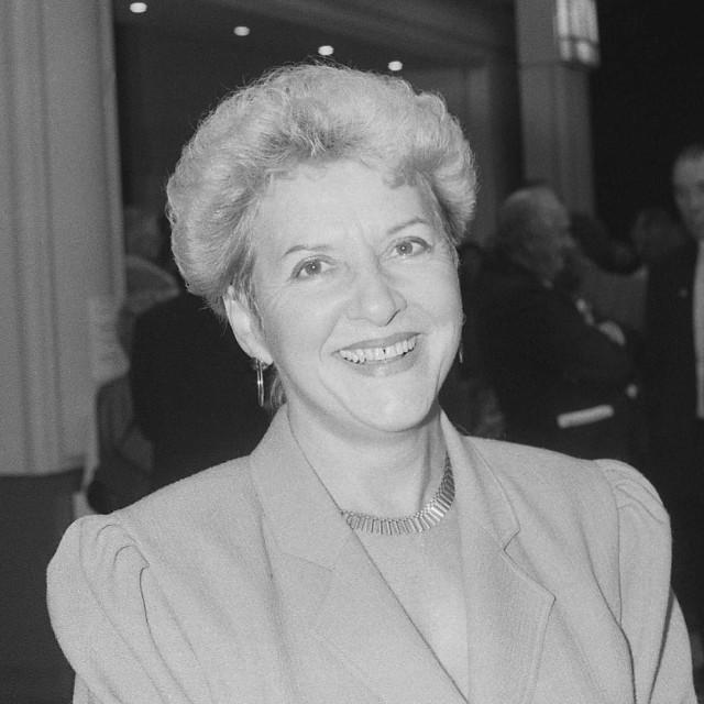 """Theresa Gorman, politician"" stock image"