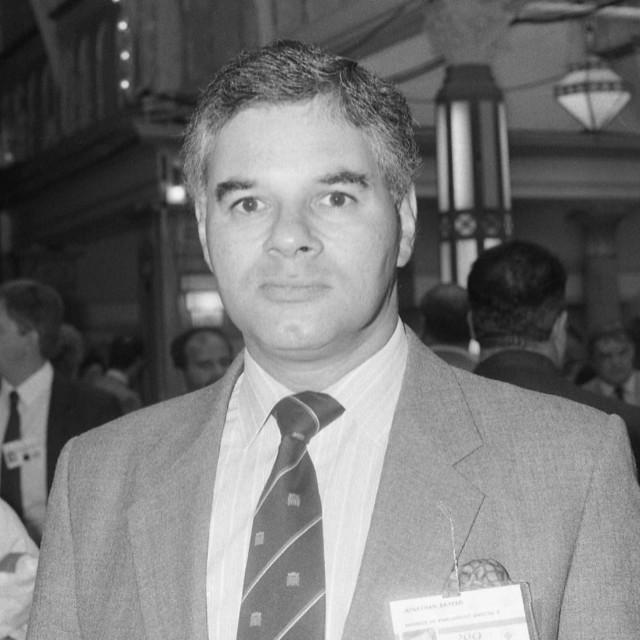 """""""Jonathan Sayeed, politician"""" stock image"""