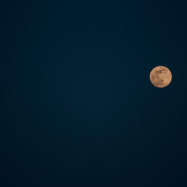 """Luna"" stock image"