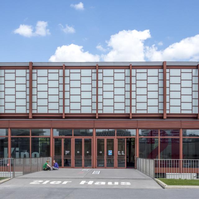 """21er Haus Vienna"" stock image"