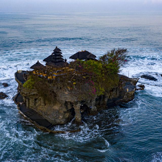 """Tanah Lot Temple"" stock image"