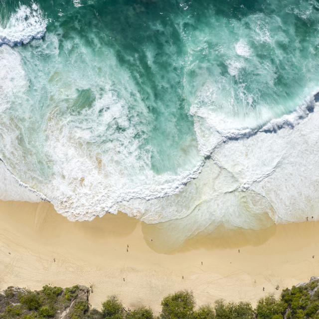 """""""Kelingking Beach - Bali"""" stock image"""