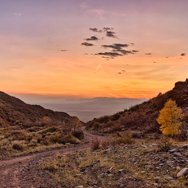 """San Luis Valley 2"" stock image"