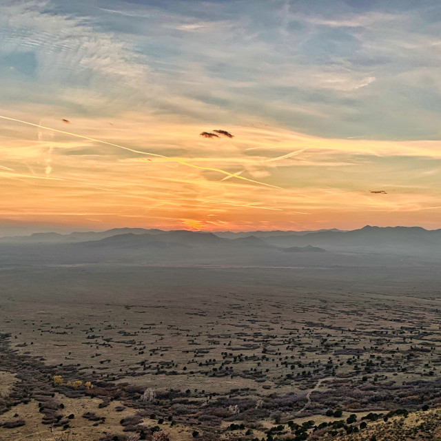 """San Luis Valley 3"" stock image"