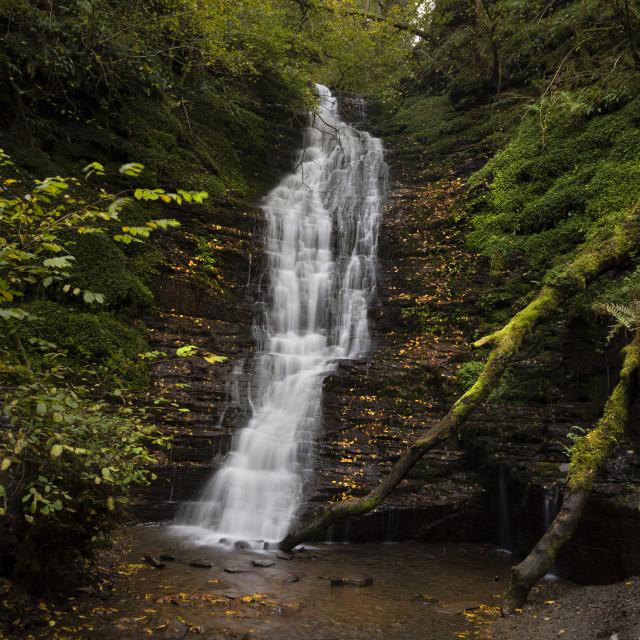 """Water-Break-its-Neck landscape"" stock image"