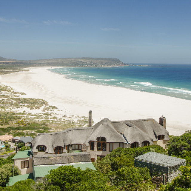 """""""Long beach, Cape town, South Africa."""" stock image"""