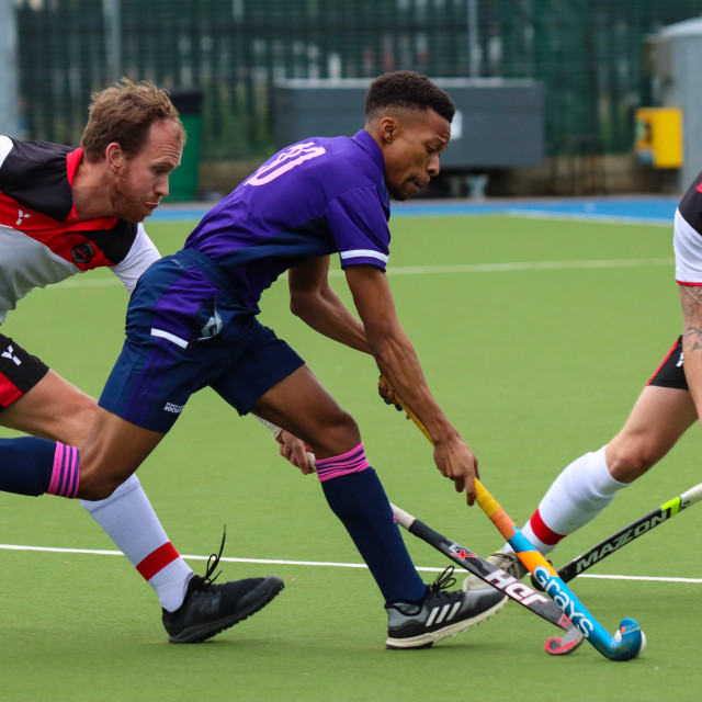 """Bromley Beckenham Hockey Club"" stock image"