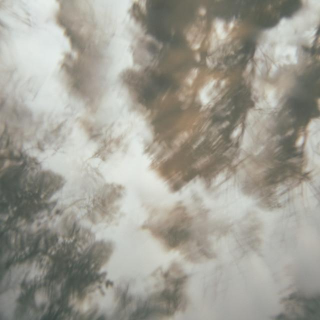 """""""Chromatic Reflection VIII"""" stock image"""