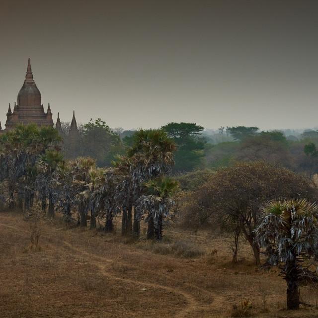 """""""Old Bagan"""" stock image"""