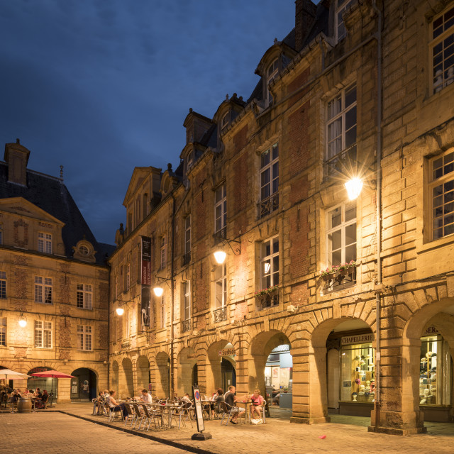 """Charleville-Mézières, Ardennes, Grand Est, France, Europe"" stock image"