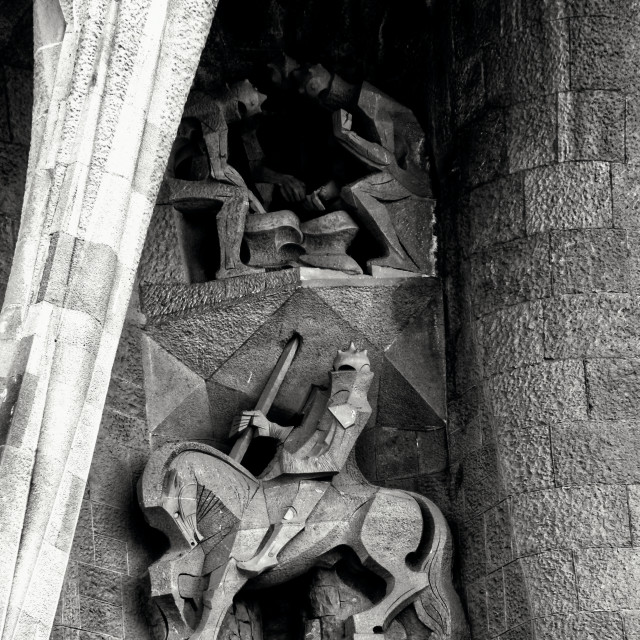 """Passion Facade"" stock image"