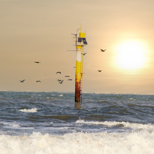 """""""Norderney"""" stock image"""