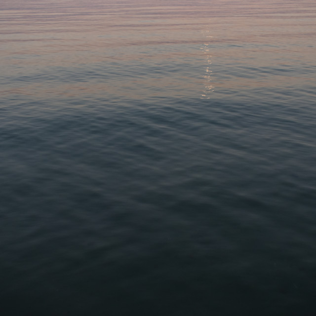 """""""Reflecting on Water #15"""" stock image"""