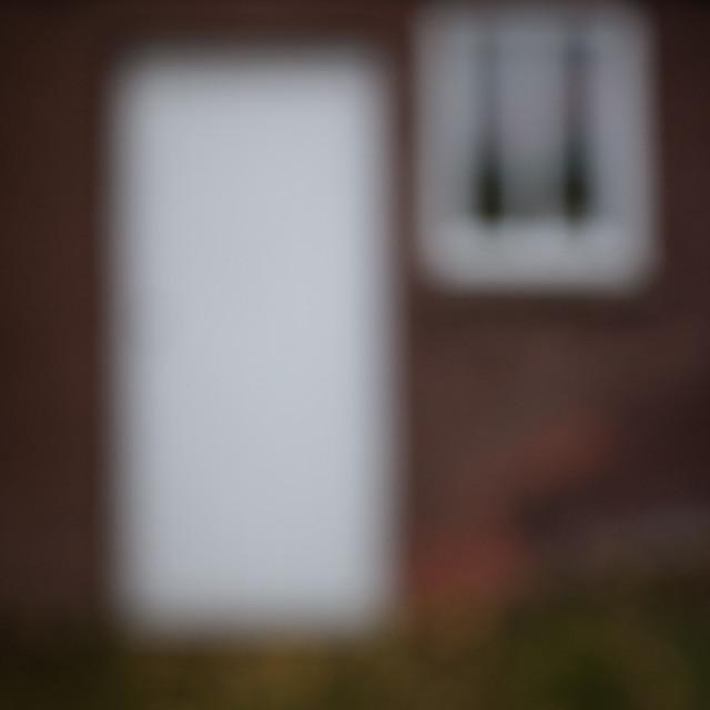 """""""Houses Of Pispala III (Soft Focus)"""" stock image"""
