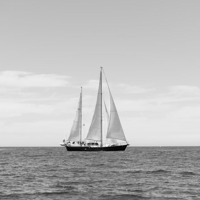 """Somewhere Across the Sea"" stock image"