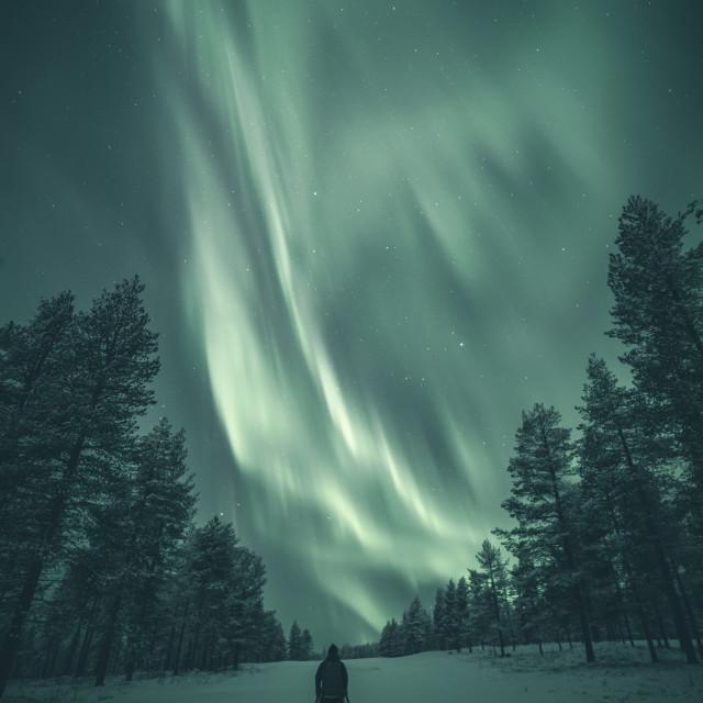 """Storm light"" stock image"