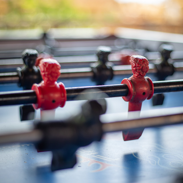 """""""table soccer"""" stock image"""