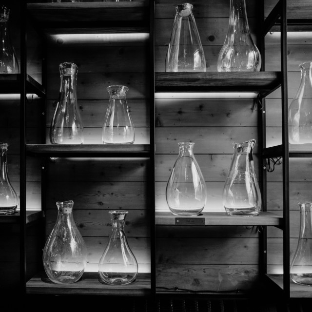 """Vermont Glass"" stock image"