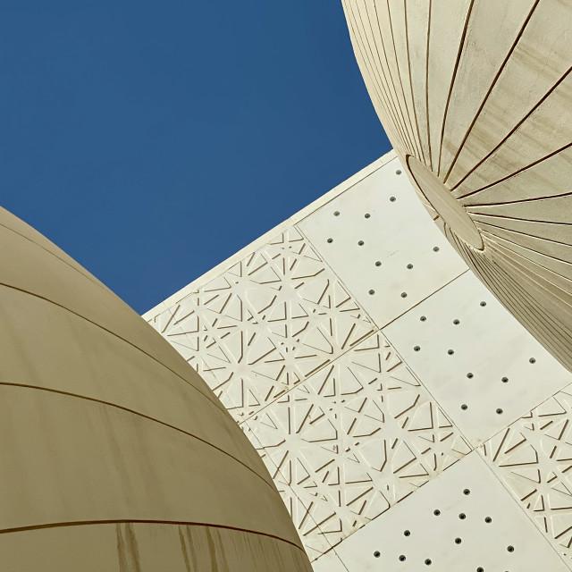 """Weill Cornell Medical School, Doha"" stock image"