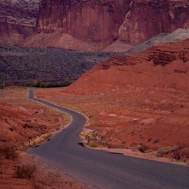 """Highway 12"" stock image"