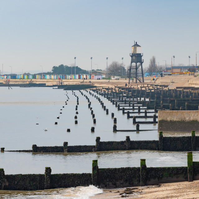 """""""Symmetry at Harwich"""" stock image"""