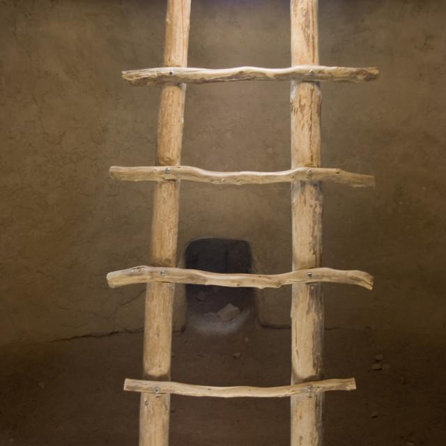 """Ladder 2"" stock image"
