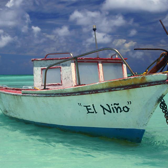 """""""El Nino"""" stock image"""