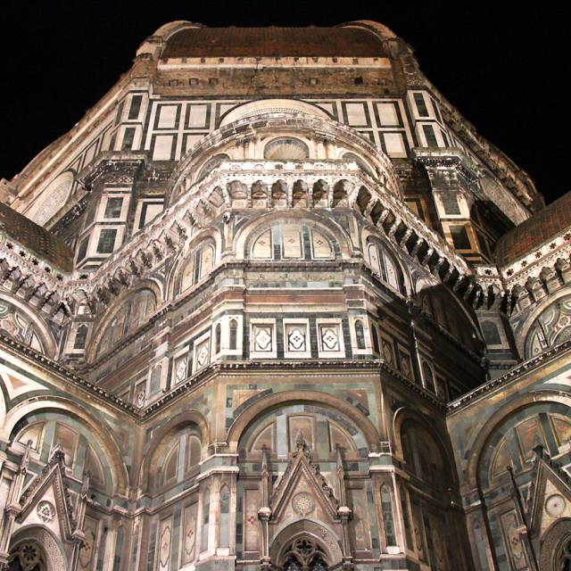 """Il Duomo, Florence"" stock image"