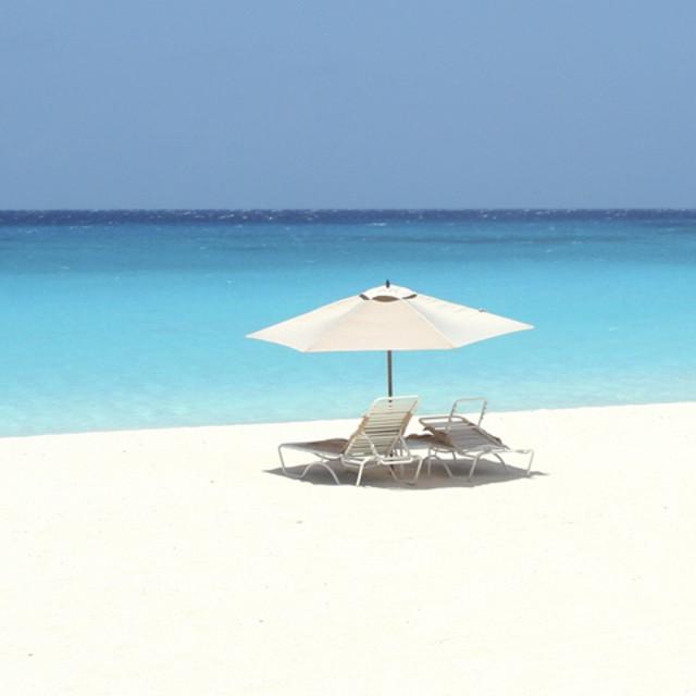 """Maunday Bay,Anguilla"" stock image"