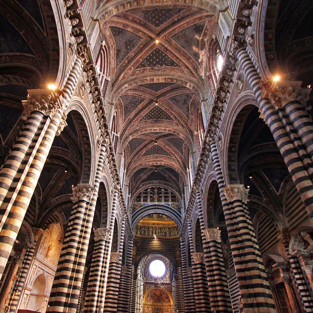 """Siana Cathedral"" stock image"