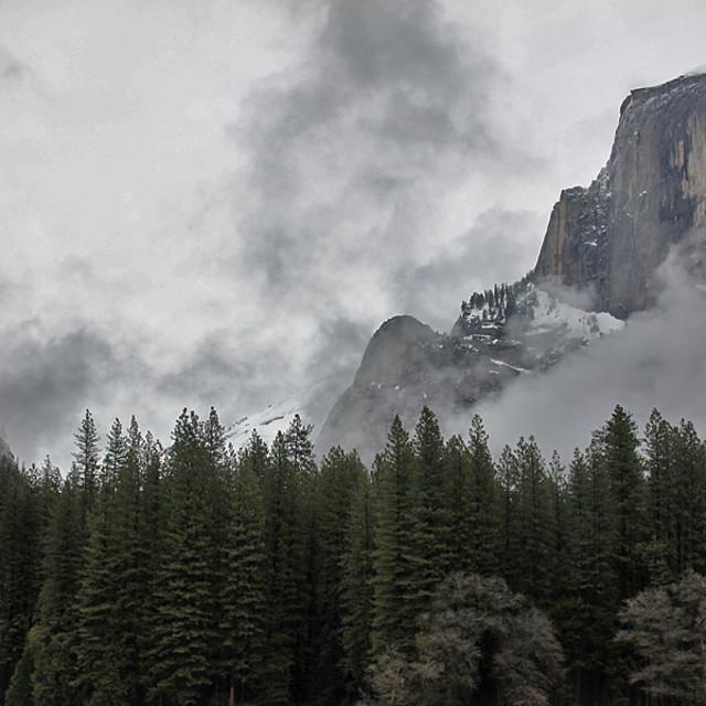 """Yosemite, California"" stock image"