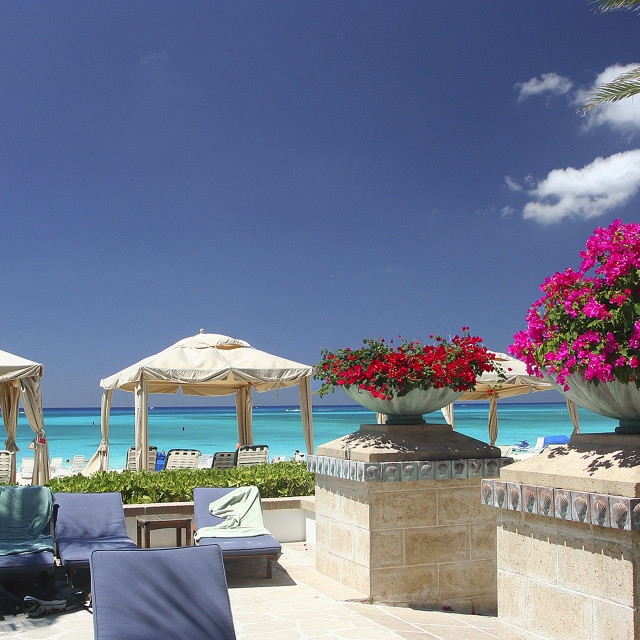 """Westin Grand Cayman"" stock image"