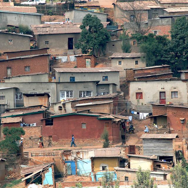 """Kigali, Rwanda"" stock image"