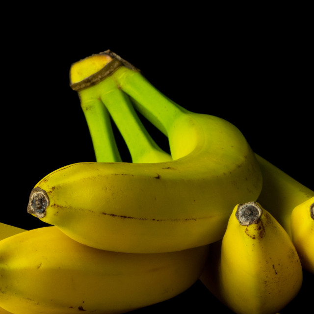 """Bananas"" stock image"