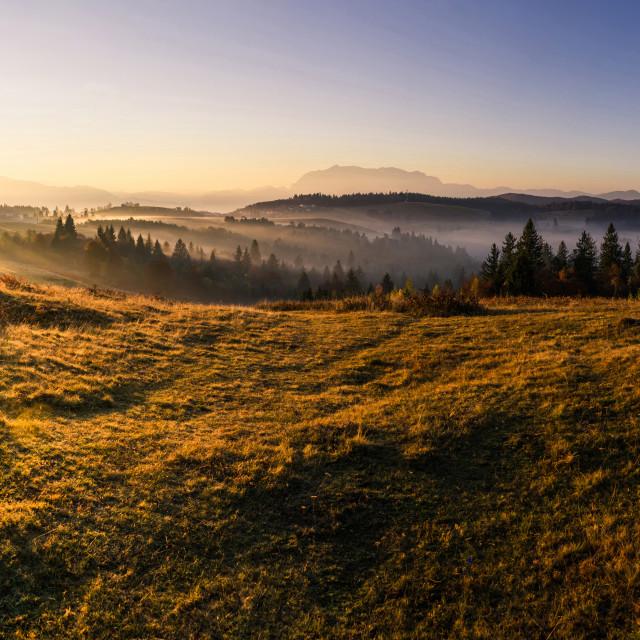 """Morning in Dream Land"" stock image"