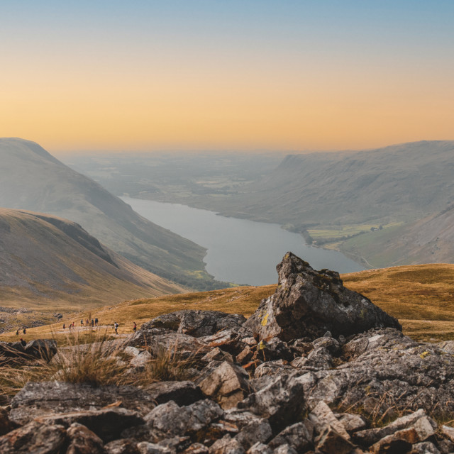 """""""Lake District 1"""" stock image"""