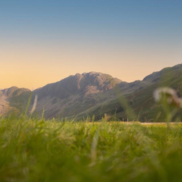 """""""Lake District 2"""" stock image"""