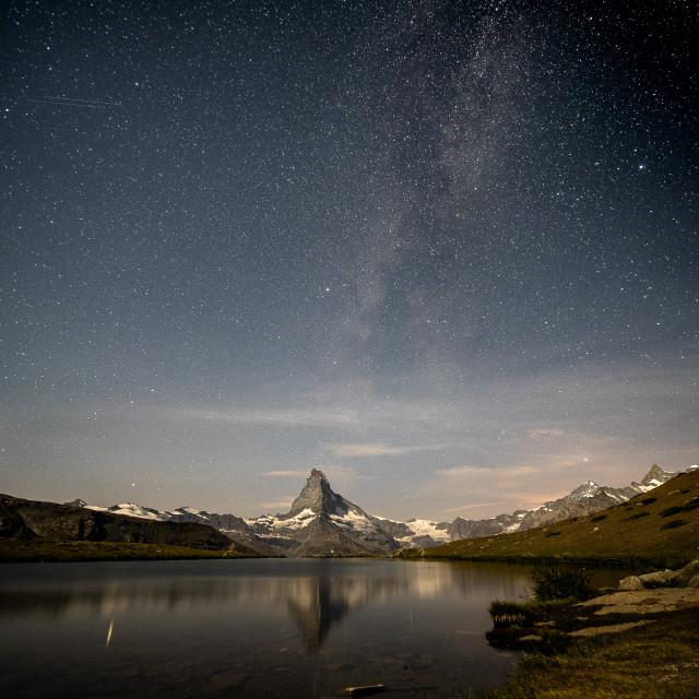 """""""Matterhorn"""" stock image"""