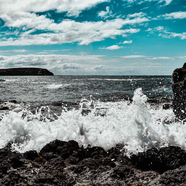 """Ocean Vibes"" stock image"