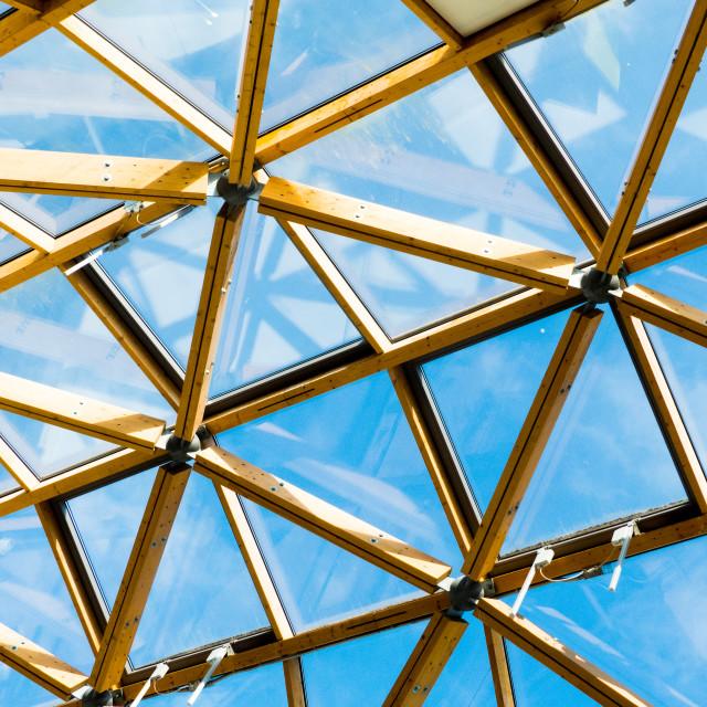 """Arts Centre, Coventry"" stock image"