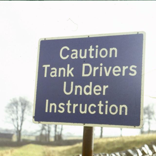 """Tank drivers"" stock image"