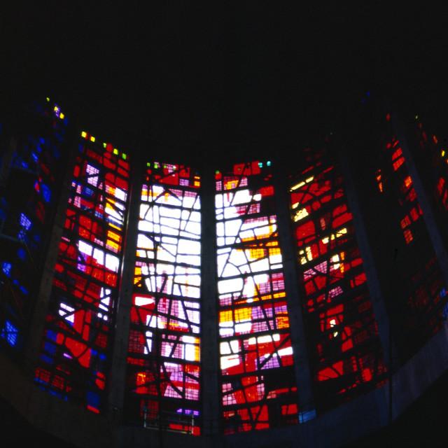 """Liverpool Catholic Cathedral"" stock image"