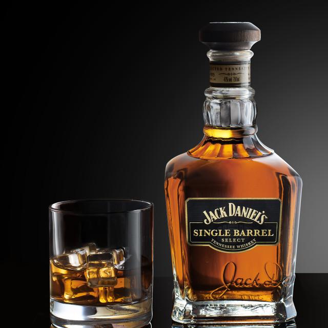 """""""Jack Daniel's"""" stock image"""