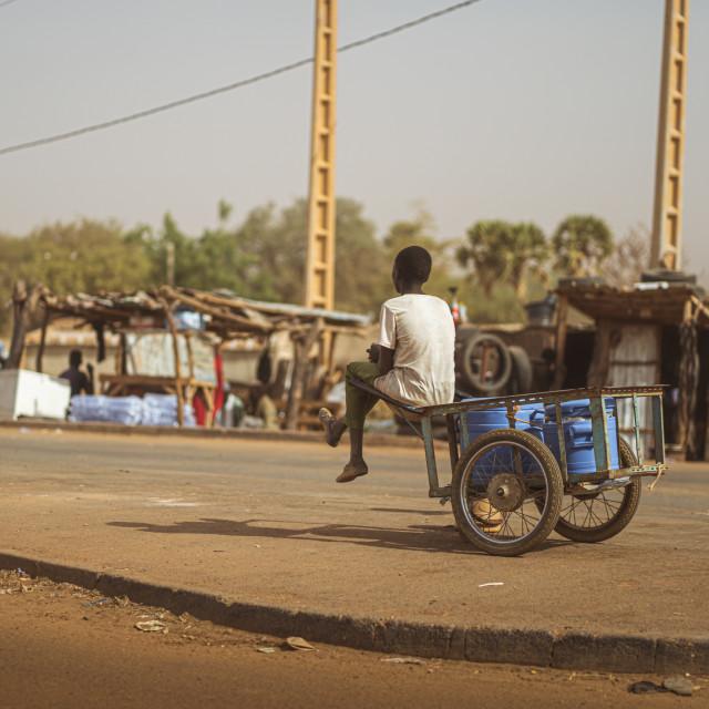 """Sahel"" stock image"