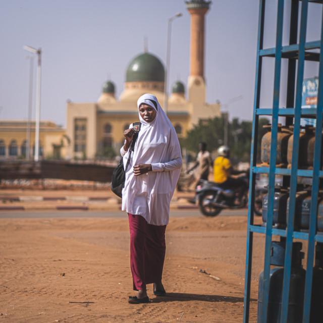 """Niger"" stock image"